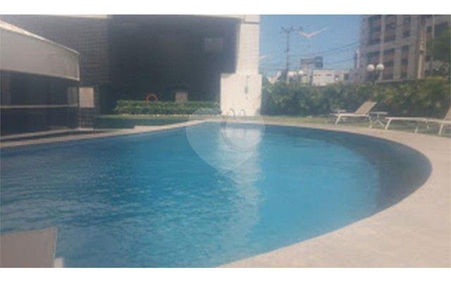 Apartamento à venda com 1 dormitórios em Meireles, Fortaleza cod:REO538234 - Foto 10