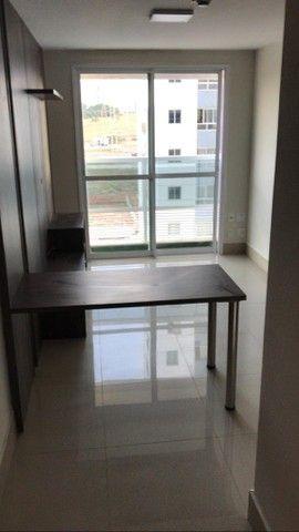 Apartamento de 1 quarto em águas claras, com Armarios, lazer, piscina e garagem - Foto 4