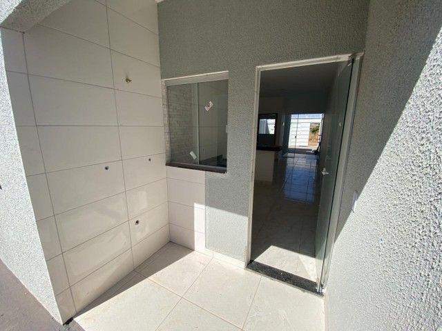 Casa para venda possui 58 metros quadrados com 2 quartos em Residencial Buena Vista I - Go - Foto 5