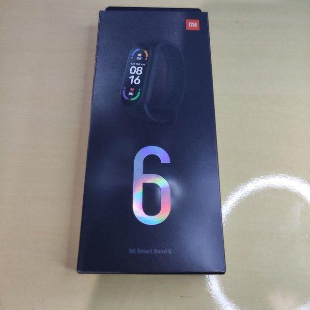 Smartband / Smartwatch Xiaomi Mi Band 6 Preto (até 8x sem juros no cartão) - Foto 3
