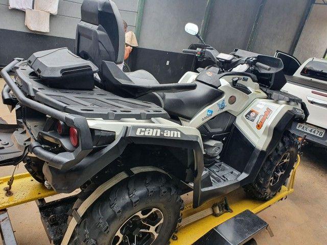 Quadriciclo 1000cc muito novo - Foto 3