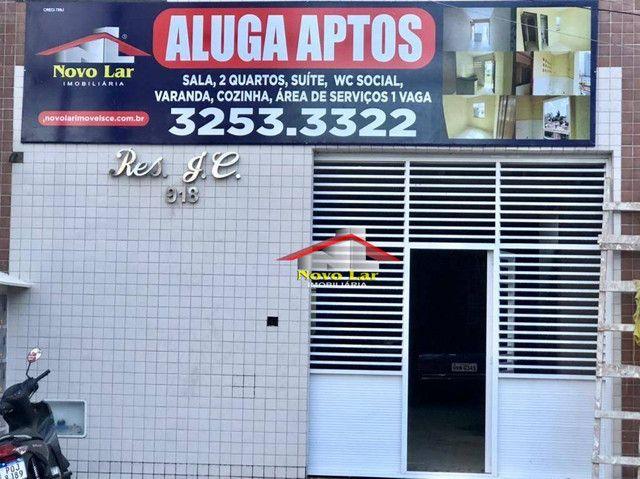 Apartamento com 1 dormitório para alugar, 29 m² por R$ 600,00/mês - José Bonifácio - Forta - Foto 3
