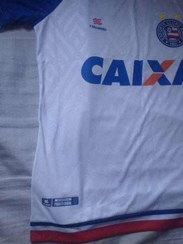 Camisa Oficial do Bahia - Foto 5