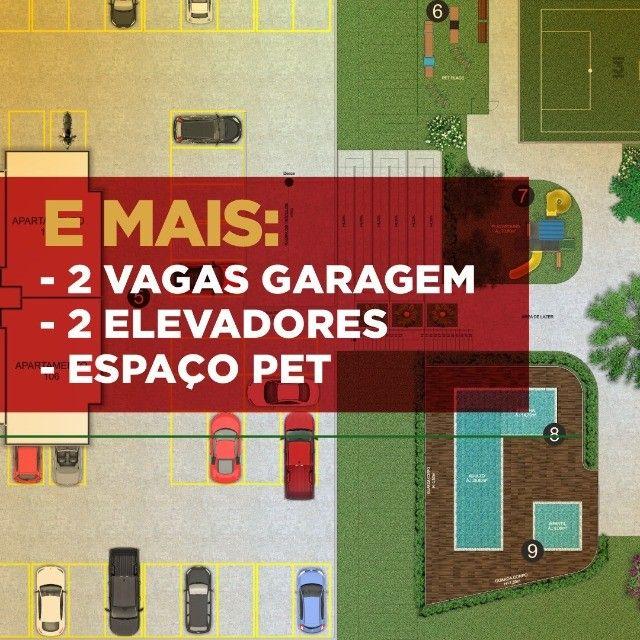 Vendo apartamento no Edifício Colina Park - Foto 8