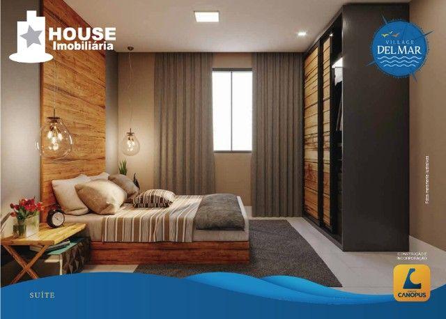 com apartamentos de 3 dorm- condomínio village del mar - Foto 2