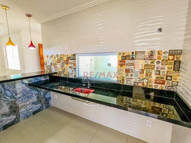 Casa Cond. Parque das Arvores - 4 quartos com 3 suítes, 180 m² por R$ 670.000 - Barra do J - Foto 4