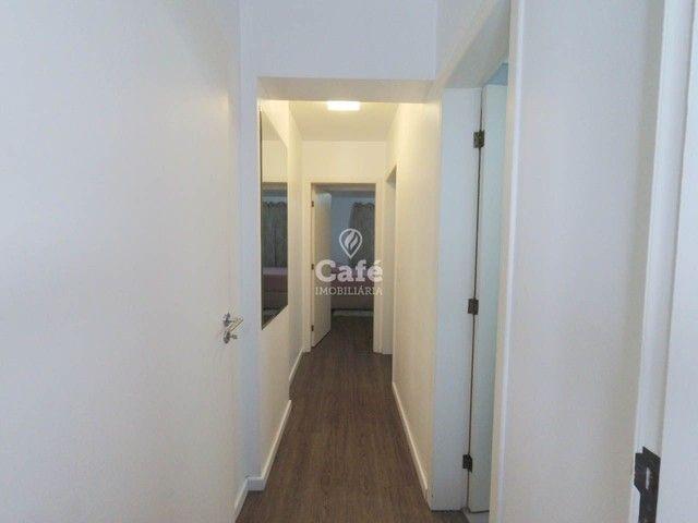 Apartamento, 2 Dormitórios, 1 Suíte, 3 Banheiros, 1 Vaga, Sacada, Semimobiliado, Centro - Foto 13
