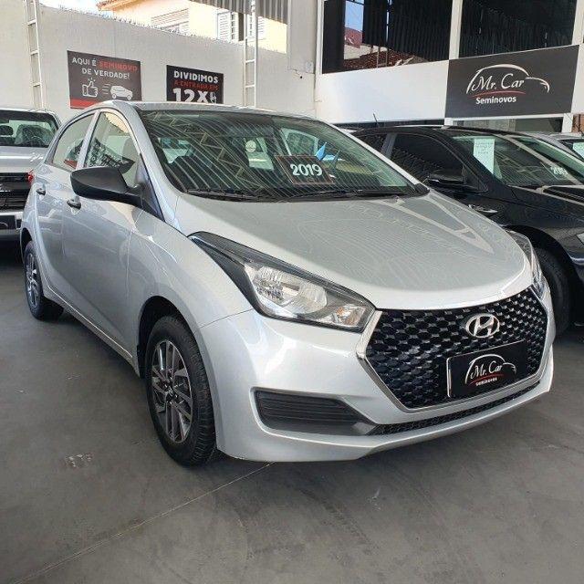 Hyundai HB20 1.0 Unique 2019  - Foto 2