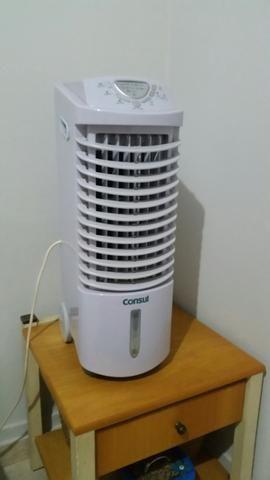 Ar condicionado + Climatizador