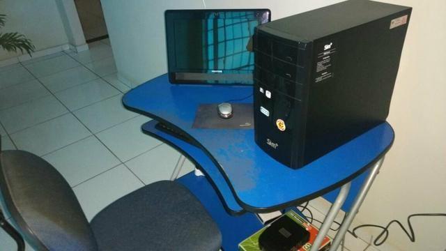 Computador 2gb 500hd