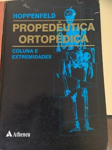 Faça sua proposta - Livro Propedêutica Ortopédica - Hoppenfeld