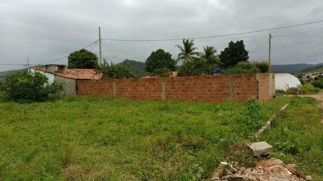 Terreno 8x20 Alagoinha-PB
