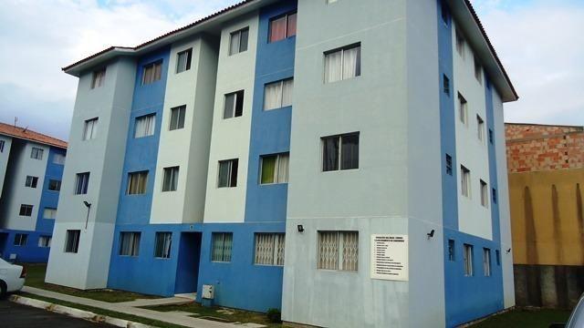 Apartamento no Sitio Cercado com 02 Quartos