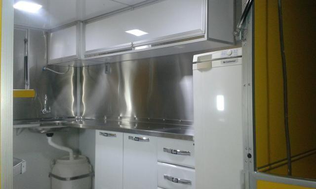 Fábrica de food Truck e quiosque em aparecida de goiania - Foto 6