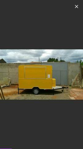 Fábrica de food Truck e quiosque em aparecida de goiania - Foto 2