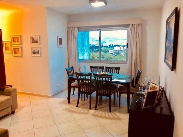 Apartamento com 3 dormitórios sendo 1 suíte à venda, 70 m² - vila industrial - são josé do - Foto 2