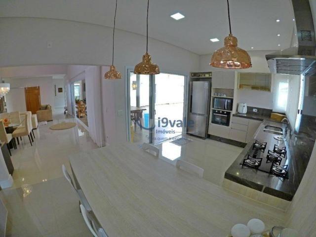 Linda casa térrea à venda, condomínio alto luxo mirante do vale, jacareí-sp - Foto 9