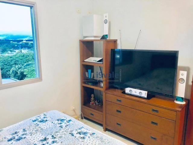 Apartamento com 3 dormitórios sendo 1 suíte à venda, 70 m² - vila industrial - são josé do - Foto 12