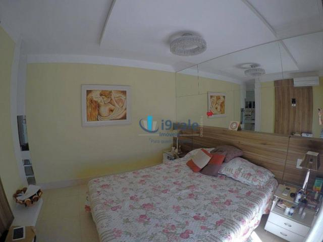 Porteira fechada !!!apartamento com 4 dormitórios à venda, 147 m² por r$ 970.000 - vila em - Foto 17