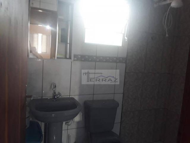Sobrado com 3 dormitórios à venda, 90 m² por r$ 480.000 - laranjeiras - caieiras/sp - Foto 9