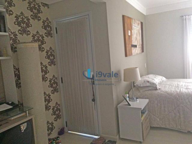 Apartamento sky house com 3 dormitórios à venda, 157 m² por r$ 940.000 - jardim aquarius - - Foto 8