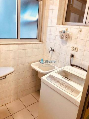 Apartamento com 3 dormitórios sendo 1 suíte à venda, 70 m² - vila industrial - são josé do - Foto 20