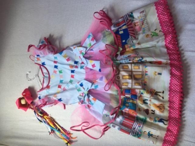 546483213 Vestido de Festa Junina Mon Sucré - Roupas e calçados - Muriaé ...