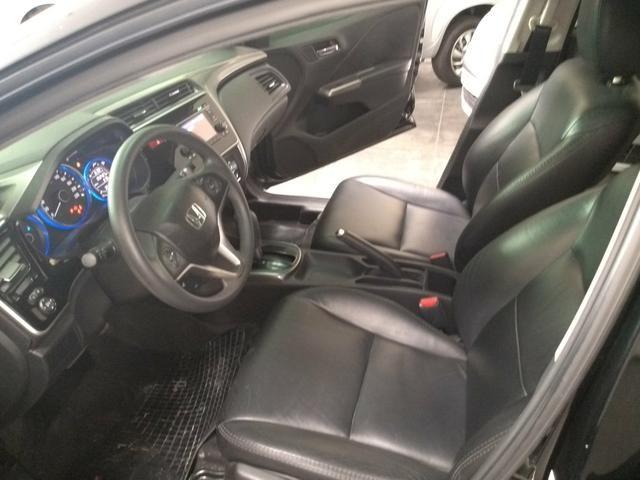 Honda city ex automático completo, 2015, R$ 49.990, entrada R$ 0,00, mais 48 x 1.686,00 - Foto 5