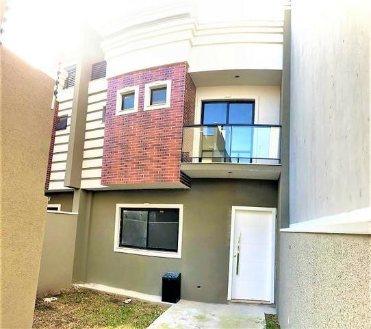 Sobrado Triplex 203 m², 4 quartos, 4 vagas de garagem, Hugo Lange - Foto 2