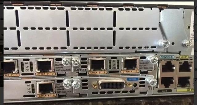 Roteador Cisco 3800 - Aceito Troca - Foto 2