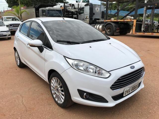 New Fiesta Titanium 1.6 Automático 2014 - Foto 2