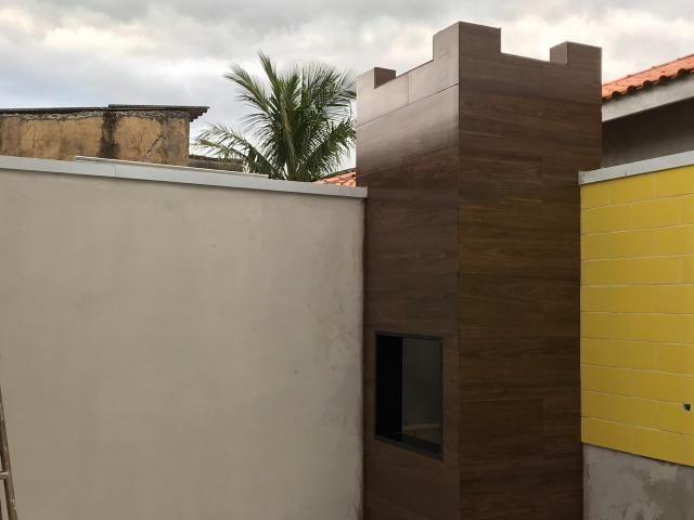 Casa na Praia Novissima com Piscina - Foto 9