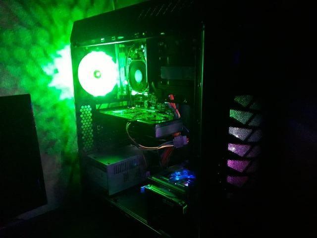 PC Gamer RX 570 + Ryzen 3 1200