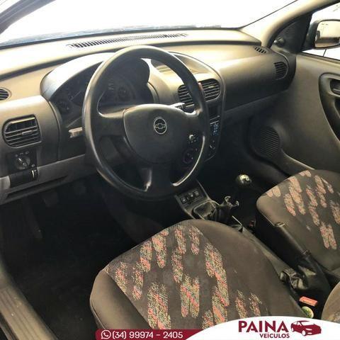 Chevrolet Corsa Sedan 1.0 MPFI8V 71CV 4P flex - Foto 7