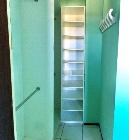 Apartamento com 3 dormitórios à venda, 77 m² por r$ 258.000,00 - benfica - fortaleza/ce - Foto 11