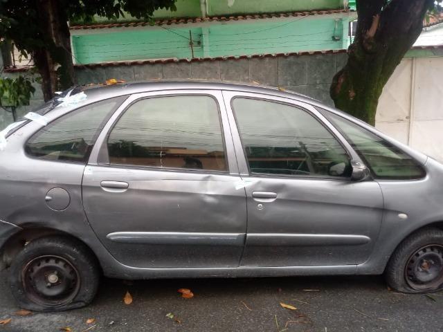 Peças de picasso Carro todo R$ 1,300 motor,para brisa,caixa de macha,painel digital,ETC - Foto 3