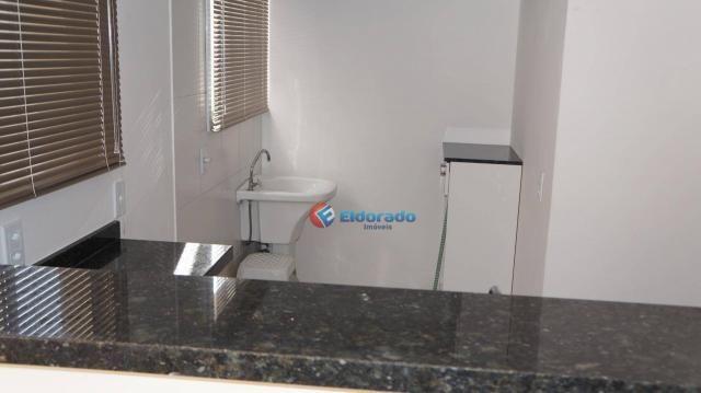 Apartamento com 2 dormitórios para alugar, 45 m² por r$ 550,00/mês - residencial guairá -  - Foto 6