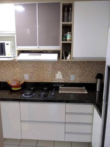 Apartamento com 3 dormitórios à venda, 53 m² próximo ao mega atacadista- cambeba - fortale - Foto 6