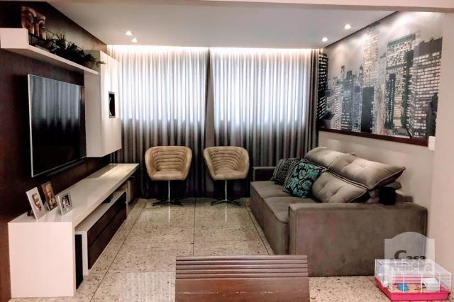 Apartamento à venda com 4 dormitórios em Prado, Belo horizonte cod:257429 - Foto 4