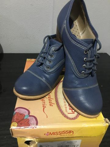 Sapato Djean Azul (38)