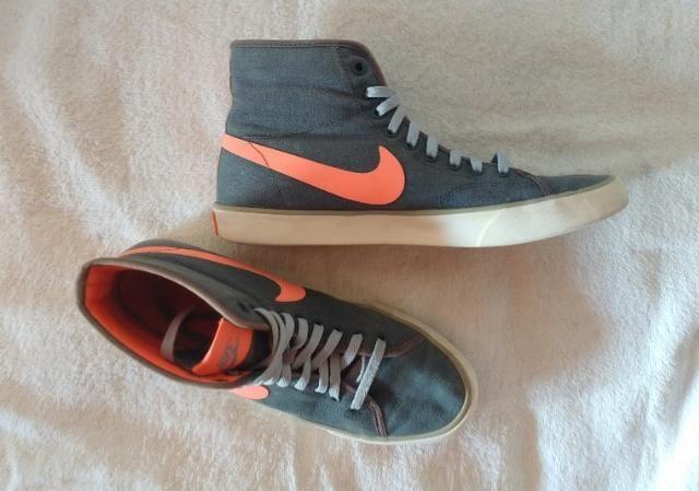 Tênis Nike cano alto 37 - Foto 4