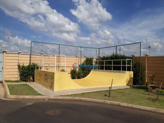Apartamento com 2 dormitórios para alugar, 45 m² por r$ 550,00/mês - residencial guairá -  - Foto 19