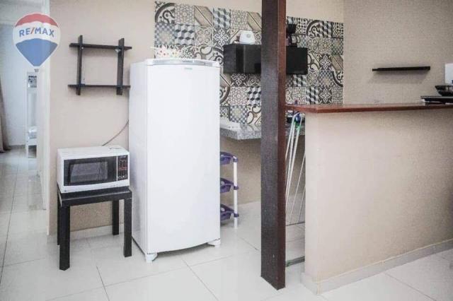 Apartamento à venda, 80 m² - meireles - fortaleza/ce - Foto 19