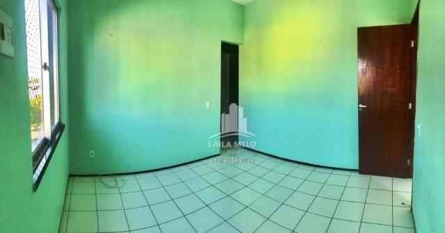 Apartamento com 3 dormitórios à venda, 77 m² por r$ 258.000,00 - benfica - fortaleza/ce - Foto 8