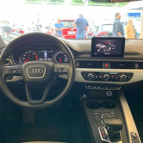AUDI A4 2018/2018 2.0 TFSI ATTRACTION GASOLINA 4P S TRONIC - Foto 8