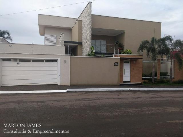 Casa alto padrão no centro da cidade de Inhumas-Go para vender! Nova! (casa de novela) - Foto 2