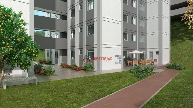 Apartamento com 2 quarto à venda, 48 m² por r$ 209.900 - palmeiras - belo horizonte/mg - Foto 12