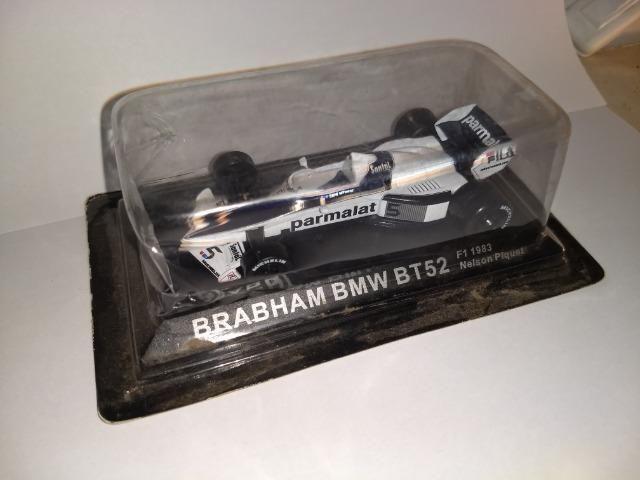 Miniatura Brabhan Nelson Piquet - Lacrada - Foto 2
