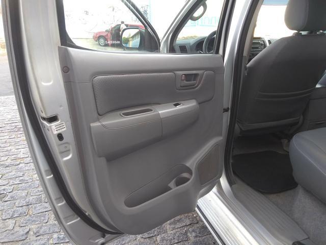 Hilux SRV 3.0 Turbo Diesel 2008 Extra! - Foto 13