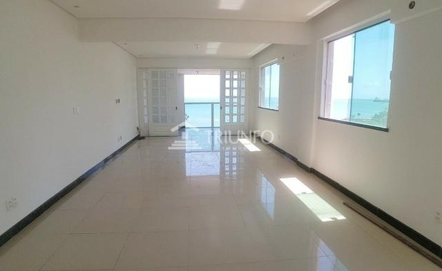 (HN) TR 50081 - Apartamento a venda no Meireles com 165m² - Vista Mar Total